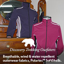 Discovery Trekking Outfitters - Wiping out the competition.